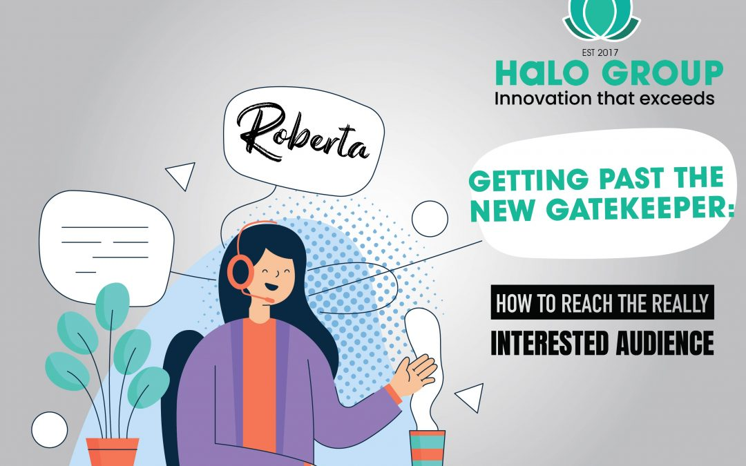 Getting past the new gatekeeper: How to reach the really interested audience